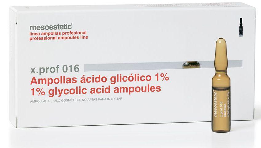 гликолевая кислота 10